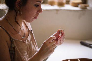 Taller Creación de anillos de boda: Vuestros anillos con vuestras manos.
